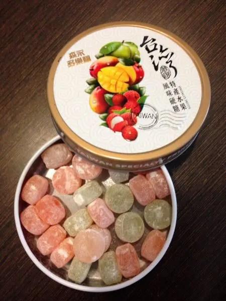 お子様にも大人にも。台湾らしい手軽なバラマキ土産
