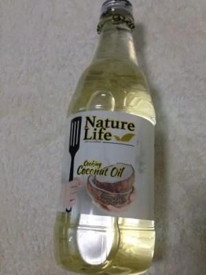 タイ土産にココナッツオイルを購入したけど…