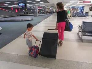 子連れ旅行のスーツケース選び