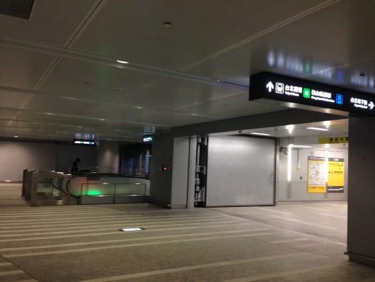 台北駅から北門駅