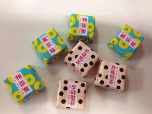 チロルチョコ『台湾甜品』