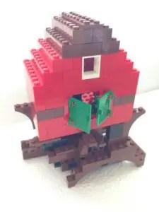 LEGO ツリーハウス