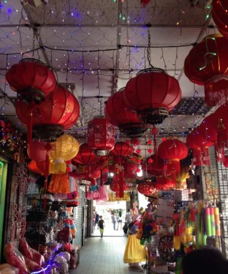 2017夏旅行記⑪午後は華陰街・太原路の問屋街を探検です