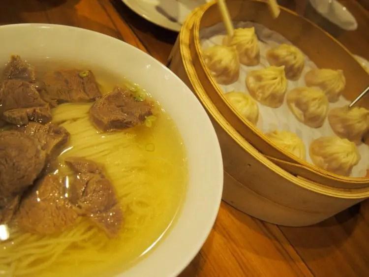 台北ミシュラン2018おすすめの小籠包・牛肉麺・朝ごはん店まとめ~ビブグルマン~