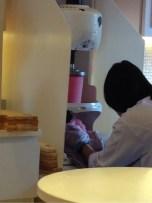 バンコクのキティカフェ