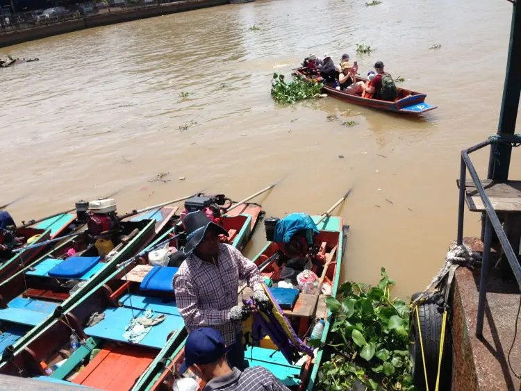 2017夏旅行記㉔【5日目】たぬきの泥舟に乗ってバーンガジャオへ♪