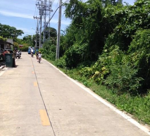 バーンガジャオでサイクリング