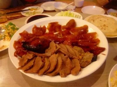 台北ミシュランの台湾料理、精進料理、北京ダック等各国料理~ビブグルマン~
