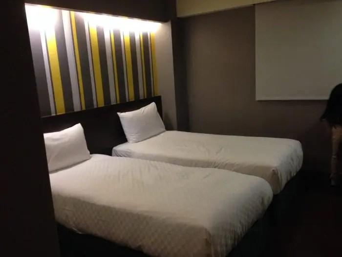VIPホテル(上賓大飯店)子連れ宿泊レビュー