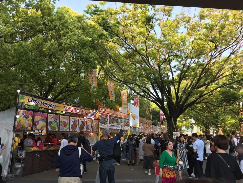 2019年タイフェス@代々木公園 おすすめのお店、気になるお店