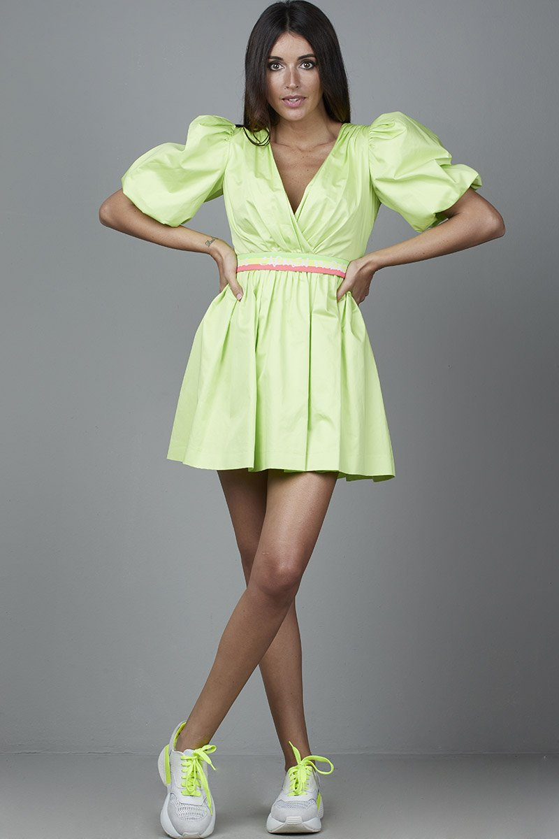 vestido-carmen-horneros-popelin-fluor-verde