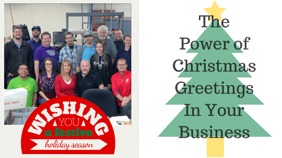 The power of christmas greetings in your business kody bateman view larger image christmas greetings greeting cards for business power of greeting cards m4hsunfo