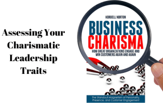 Kordell Norton, Charisma, Business Charisma, Assessment, Assessment sales
