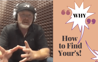 Why, Finding my why, prompt, promptings, prompting