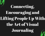 Connecting, Business connecting, Journaling, Visual Journaling, Story Telling, Intrapreneur