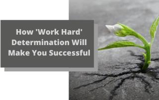 work hard, be better, determination