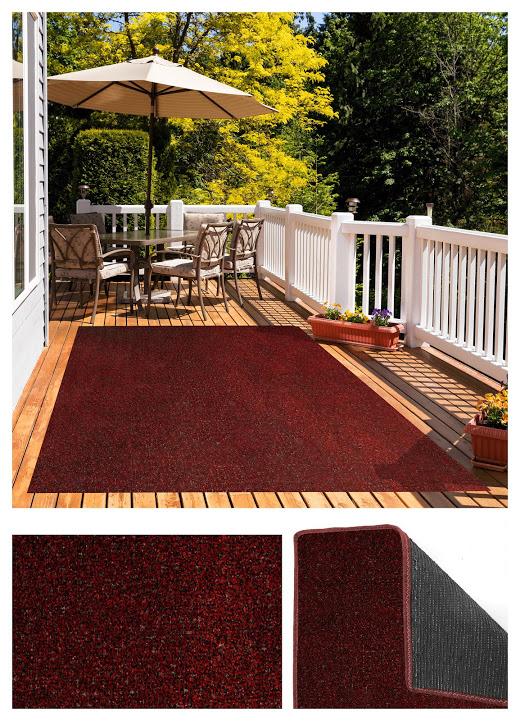 red black indoor outdoor artificial