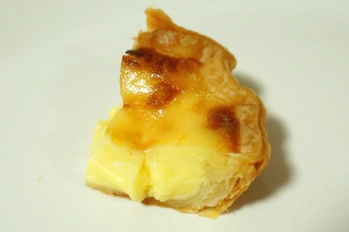 エッグタルトパイ