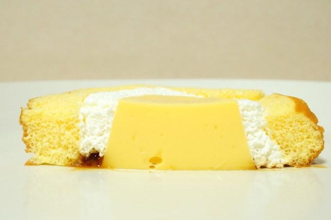 まんまるぷりんの欲ばりロールケーキ