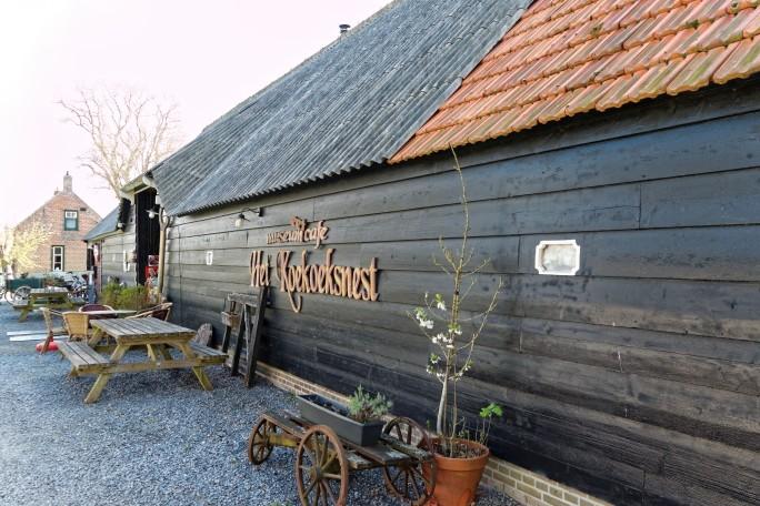 Het Koekoeksnest - Museum eetcafe
