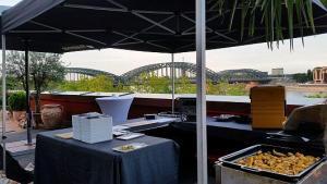Burger Catering Grill Station Köln Rheinloft