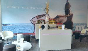 mobiel Smoothie-bar Catering - Ayk Sonnenstudio in Essen
