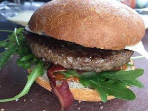 Burger Zutaten der Klassiker Köln Catering Service