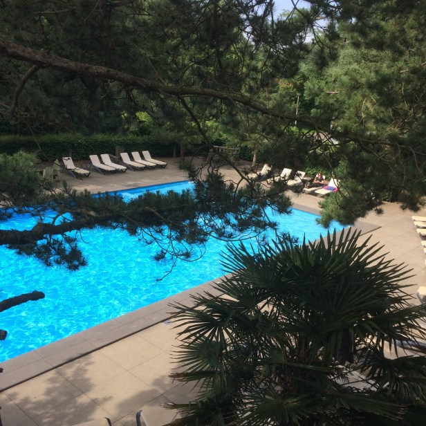 Schwimmbad Badhotel Rockanje
