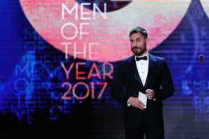 Show - GQ Men Of The Year Award 2017