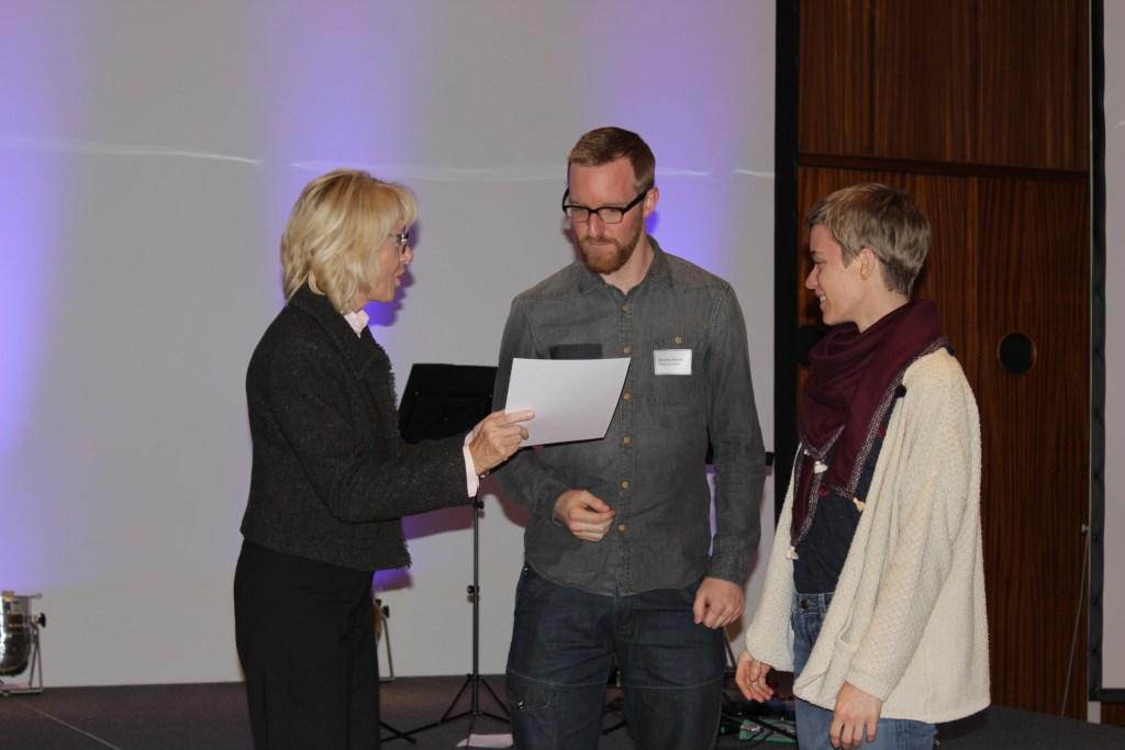 Radikant, Christian Wonner und Linda Richard