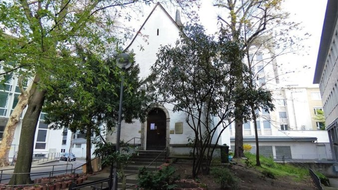 St. Maria Ablass