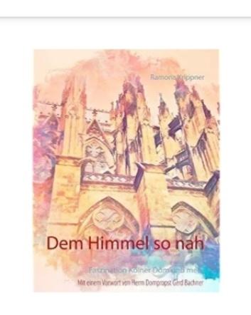 Buchcover: Dem Himmel so nah