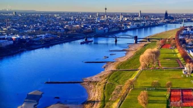 Köln Poll Ufer