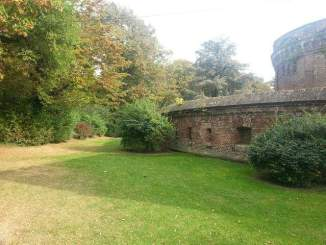Fort im Friedenspark