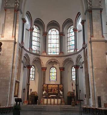 Die Legende von St. Kunibert
