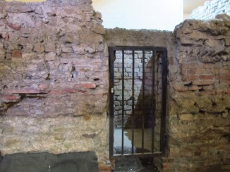 Stadtmauer Tiefgarage Dom
