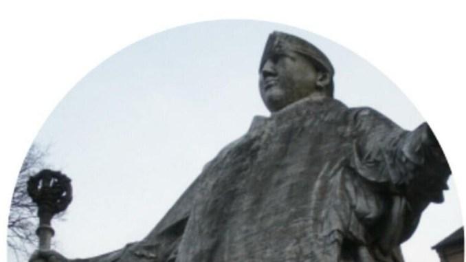 Das Severin-Denkmal in der Kölner Südstadt