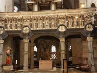Innenansicht Maria im Kapitol