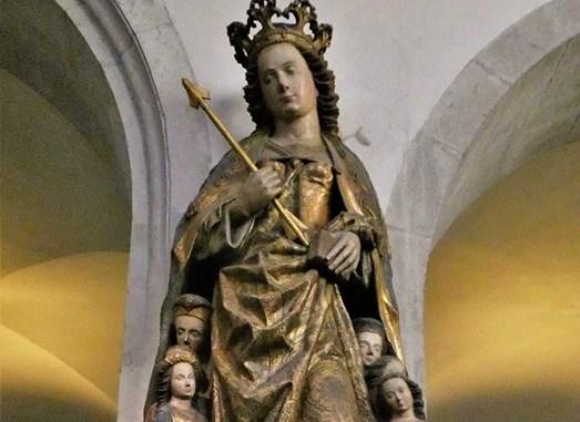 Geschichte über Elisabeth von Schönau