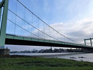 Brücke in Rodenkirchen