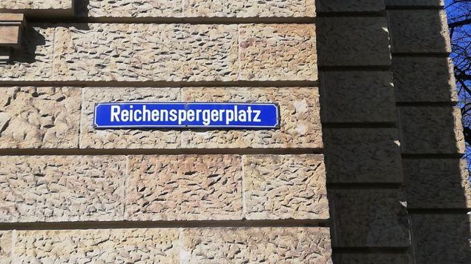 Agnesveedel, Reichenspergerplatz