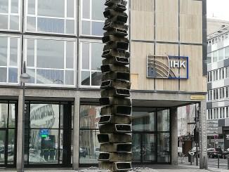 Kölner Börsenbrunnen