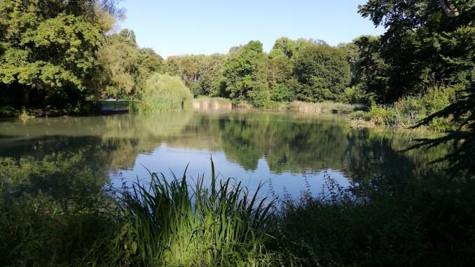 Klettenbergpark und Beethovenpark