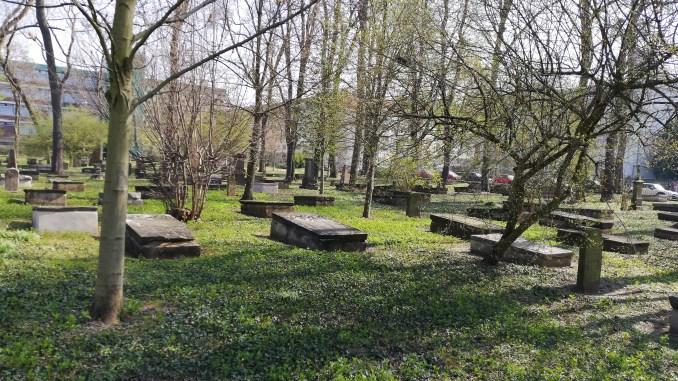 Der Geusenfriedhof