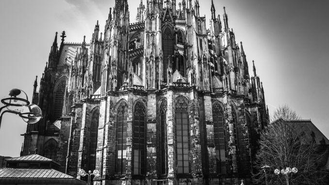Kölner Dom und heilige drei Könige