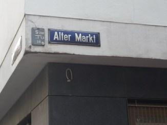 Straßennamen in Köln