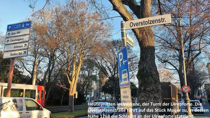 Overstolzenstraße