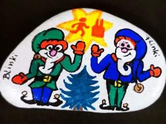 Weihnachtswichtel von Kerstin Ruhe