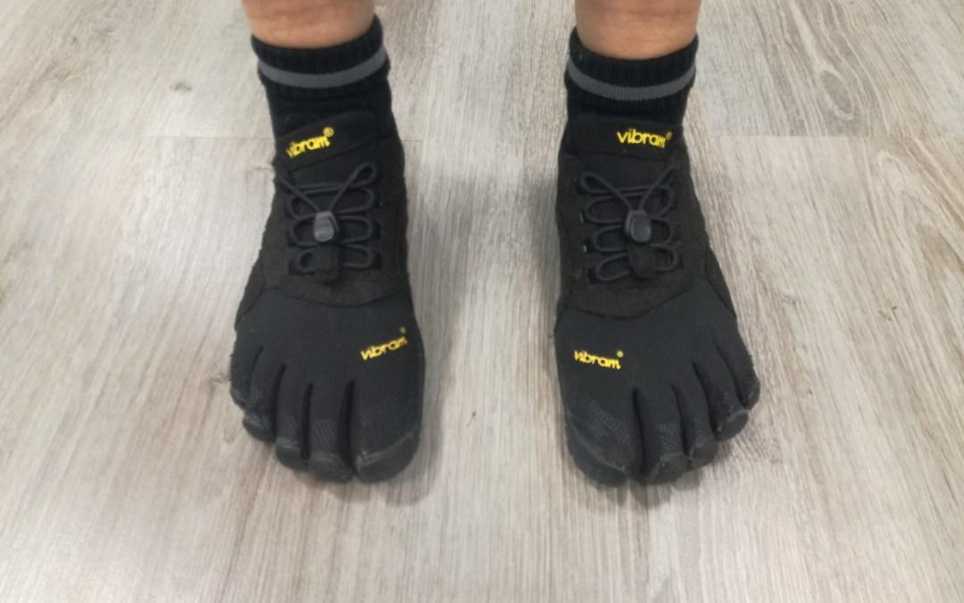 Barefoot, calzado minimalista