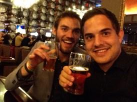 Gordon Ramsey's favorite beer